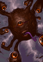 Beholder Sketch by ScottPurdy