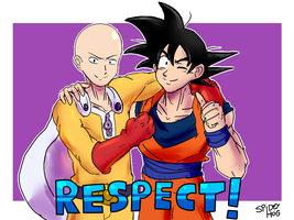 Image result for goku vs saitama