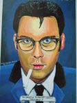 Vic Reeves 1950's Throwback by Mazzi294