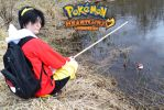 PKMN: Fishing by SethImmortal