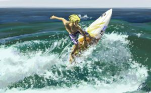 Eureka 7 - Surf - Moondoggie by MatsuRD