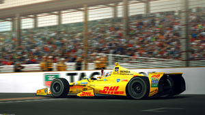 Indy 500 2014 by 7Nolo