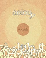 vowels by ryanbrownhill
