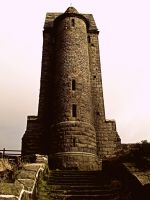 Tower in Rivington by 1CantThinkOfAName0