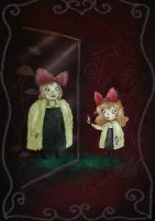 Alice and her Reflection by ZheSyt