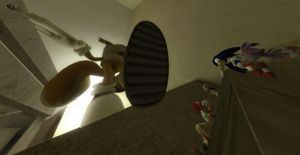 Giant Tails in GMOD by JetSlasher