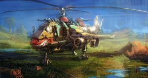 HELICO by paooo