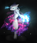 MewTwo by GFX-3ngine