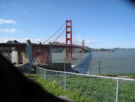 Golden Gate Bridge 13 by Sporthand