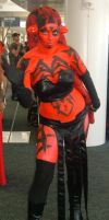 Darth Talon cosplay by HoodedWoman