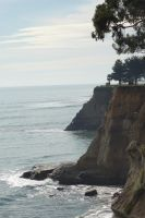 Cliffs By The Ocean by happeningstock