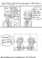 What could happen after Supernatural #6 by TheLilAlien