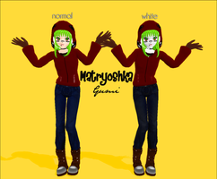 Matryoshka Gumi - DL - by kaahgome