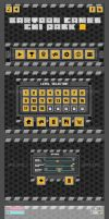 Robot Factory - Game GUI by pzUH