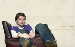 David Tennant WP by reignoffire86