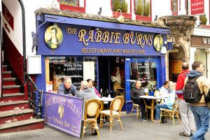 The Rabbie Burns - Edinburgh by wildplaces
