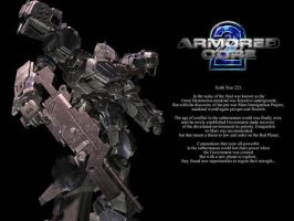 armored core intro by Armored4core