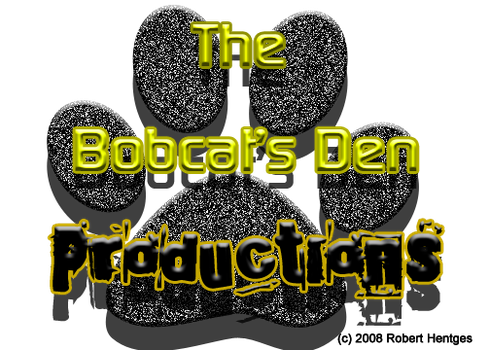 The Bobcat's Den Logo by Trench-Bobby