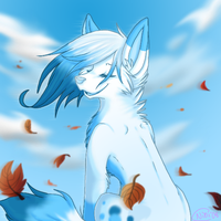 Like the Sky by ninibleh