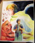 Le petit prince by starshock12