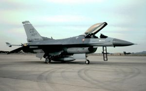 140 FW Commander's jet by F16CrewChief