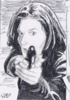 TC - Clarice Starling by tdastick