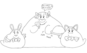 Truly Big Boos by TheRealRNG