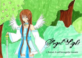 Angel Light old picture Rena by Shuran-Ruki