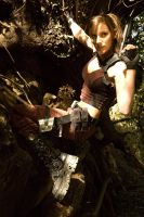Tomb Raider Underworld: Hang 2 by JennCroft