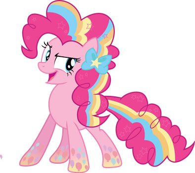 Rainbow Power: Pinkie Pie by TheShadowStone