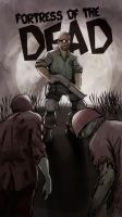 Fortress of the Dead by DizNot