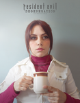 Claire Redfield RE Degeneration by Vicky-Redfield
