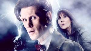 The Doctor and Sarah Jane by Davids-Place