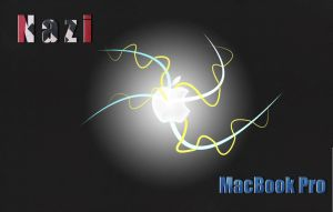 Nazi Mac Wallpaper - Black Ver by Varcolacu