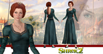 Shrek 2 Princess Fiona ( Human) XPS download by konradM96