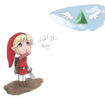 Red Link is Captain Obvious by lozgoddessnayru