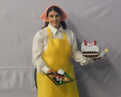 My Cooking Mama Cosplay - 2 by JulietTaylor