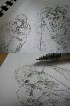 Hetalia WIPs by suga-ovadose
