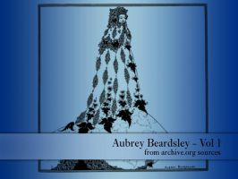 Aubrey Beardsley Brushes Vol 1 by remittancegirl
