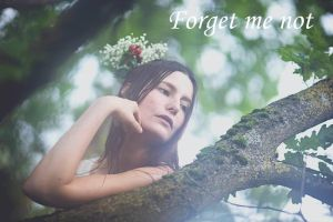 forget me not. Free action by lciam