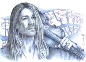 David Garrett 8 by whiteshaix