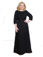 PNG de Adele by princecity