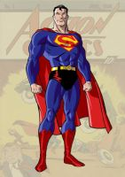 Superman Complete by trisaber