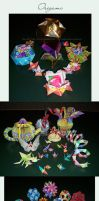 Origami by kittyx3