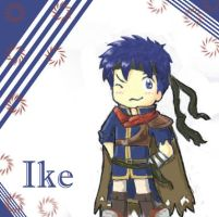 Chibi Ike by firehorse6