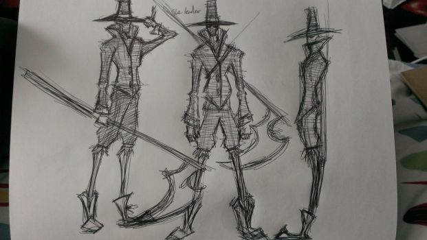 Shadow World Concept Character 1 by Atticustm1