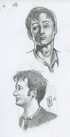 Doctor Sketches by Girl-on-the-Moon