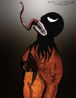 TMA with Vemon's Symbiote by ThaMaJesticArtist