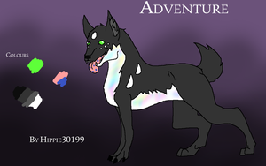 Adventure Ref by Hippie30199