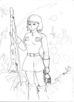Nausicaa by Rastrelly